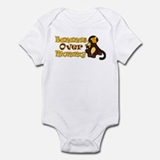 Bananas Over Mommy Infant Bodysuit