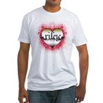 Eclipse Riley Fitted T-Shirt