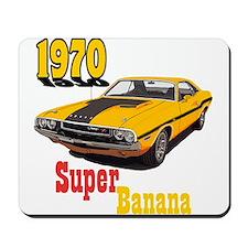 The Super Banana Mousepad