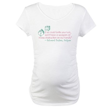 Bottle Your Luck Maternity T-Shirt