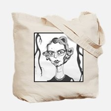 Flannery O'Connor Tote Bag