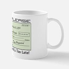 bp Check Mug