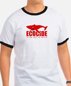 Ecocide in the Gulf - Whale -T