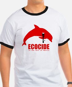 Ecocide in the Gulf - Dolphin - T