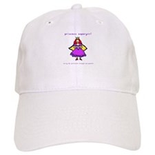 Princess Supergrrl Baseball Cap