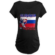 Slovakian soccer T-Shirt