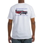 Fitted T-Shirt (With Front Logo)