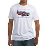 Fitted T-Shirt (Front Only)