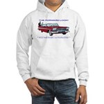 Hooded Sweatshirt (Front Only)