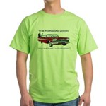 Green T-Shirt (Front Only)