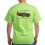 Green T-Shirt (Back Only)
