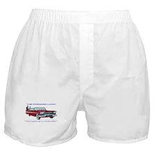 Funny Clay Boxer Shorts