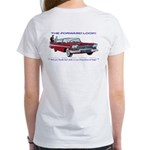 Women's T-Shirt (With Front Logo)