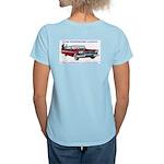 Women's Light T-Shirt (Back Only)