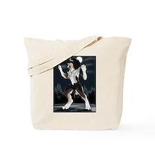 Werewolf Moon Tote Bag