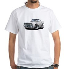 1967 Coronet White Car Shirt