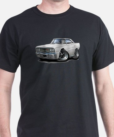 1967 Coronet White Car T-Shirt