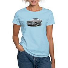 1967 Coronet Silver Car T-Shirt