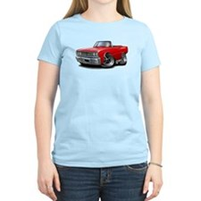 1967 Coronet Red Convertible T-Shirt