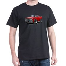 1967 Coronet Red Car T-Shirt