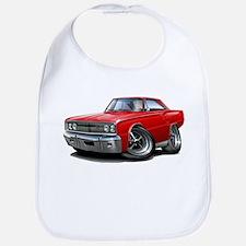 1967 Coronet Red Car Bib
