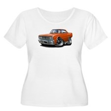 1967 Coronet Orange Car T-Shirt
