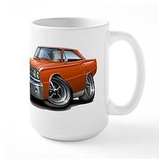1967 Coronet Orange Car Mug