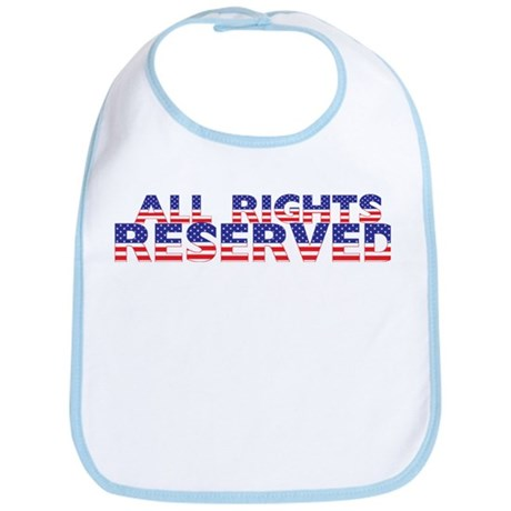 All Rights Reserved Bib