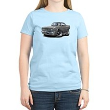 1967 Coronet Grey Car T-Shirt