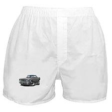 1967 Coronet Grey Car Boxer Shorts
