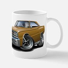 1967 Coronet Gold Car Mug