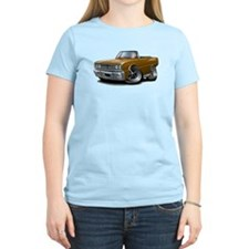 1967 Coronet Brown Convertible T-Shirt