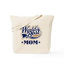 Fun World's Best Mom Tote Bag