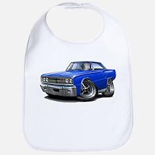 1967 Coronet Blue Car Bib