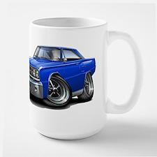 1967 Coronet Blue Car Mug