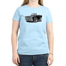 1967 Coronet Black Convertible T-Shirt