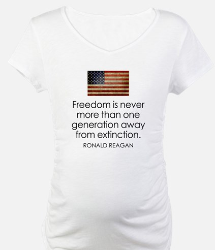 Freedom is never more... Shirt