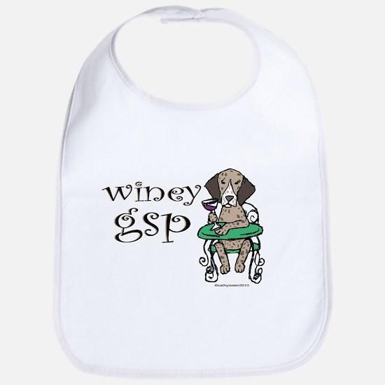 Winey GSP Bib