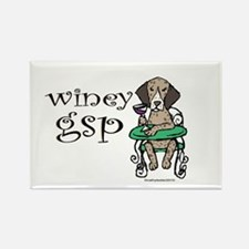 Winey GSP Rectangle Magnet