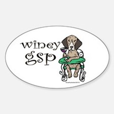 Winey GSP Decal