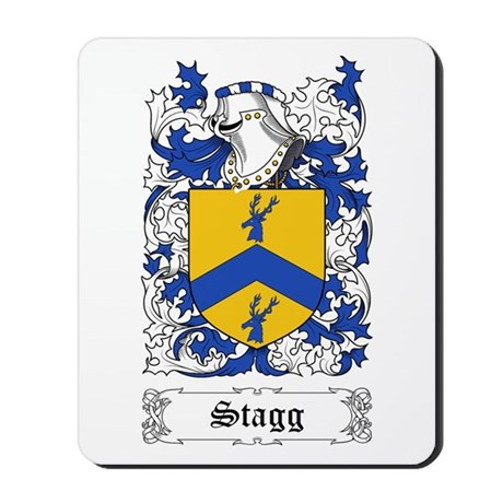 Stagg Mousepad