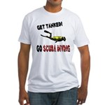Get Tanked! Fitted T-Shirt