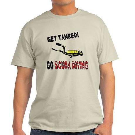 Get Tanked! Light T-Shirt