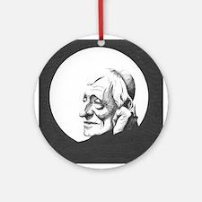 Cardinal Newman Ornament (Round)