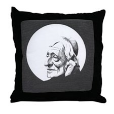 Cardinal Newman Throw Pillow