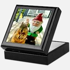 Squirrel Gnome Keepsake Box