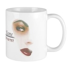 Permanent Makeup Coffee Mug