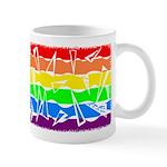 Rainbow-Triangle Mug