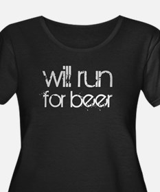 will run for beer T