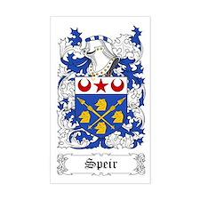 Speir Sticker (Rectangular)